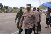 Cek Kesiapan Pengamanan Nataru, Wakapolri Tinjau Pelabuhan Merak Banten
