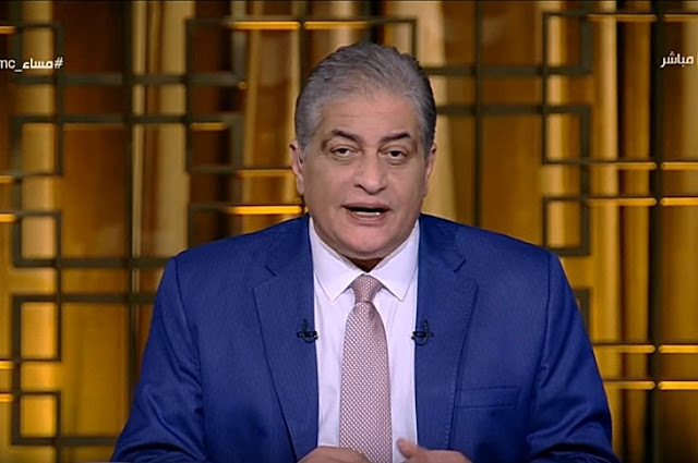 برنامج مساء dmc حلقة 9/2/2018 اسامه كمال مساء الجمعة 9/2