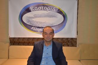 Το όνομα του συνδυασμού του ανακοίνωσε ο υποψήφιος δήμαρχος Καστοριάς, Σταύρος Μαγαλιός