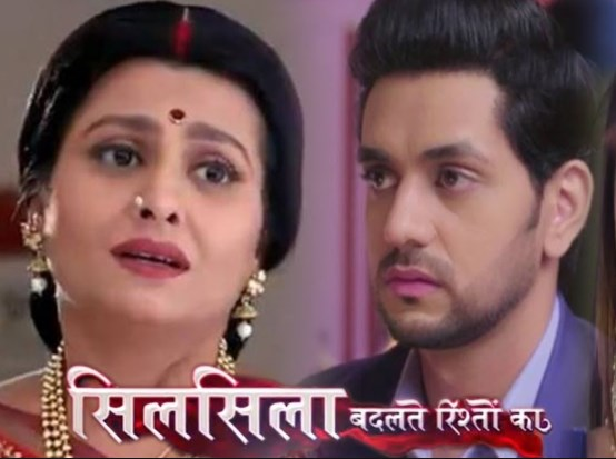 Good News :- Yamini confronts Dida for patching up with Kunal in Silsila Badalte Rishton Ka