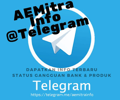 Join AEMITRA INFO Channel di Telegram