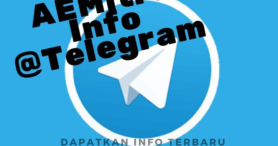 Join AEMITRA INFO Channel di Telegram - AEMITRA Pulsa