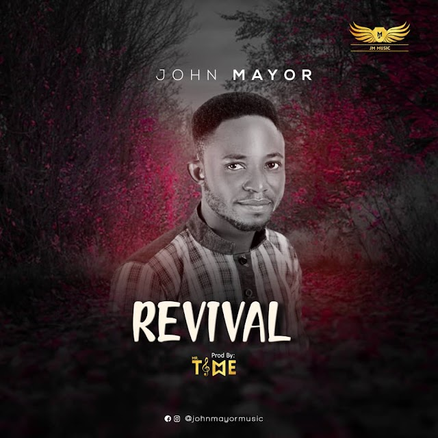 Singer - John Mayor Drops New Single - 'Revival' || @johnmayormusic