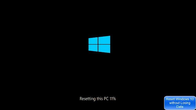 كيفية إعادة تثبيت ويندوز 10 بدون فورمات..بالخطوات والصور