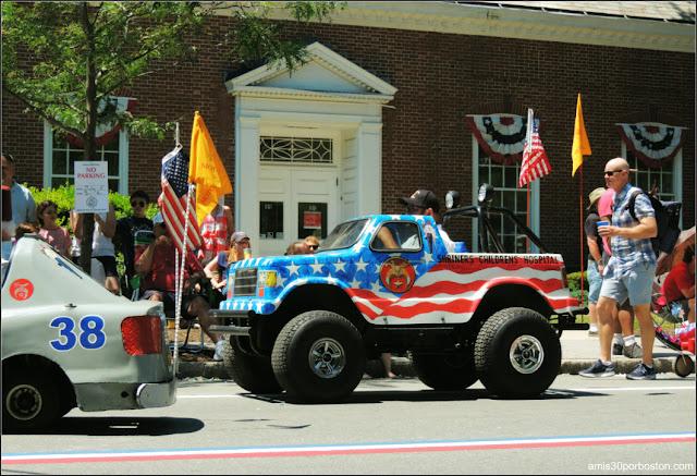 Desfile 4 de Julio Bristol