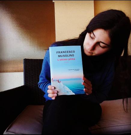 """Recensione del libro """"L'attimo prima"""" di Francesco Musolino"""