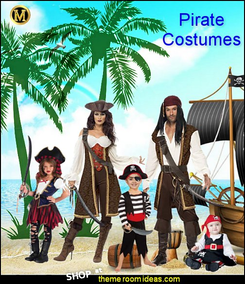 Pirate Costumes Childrens Pirate Boy Costume Women Pirate Wench Costume Caribbean Pirate Costume Queen Of The High Seas Buccaneer pirate girls costumes