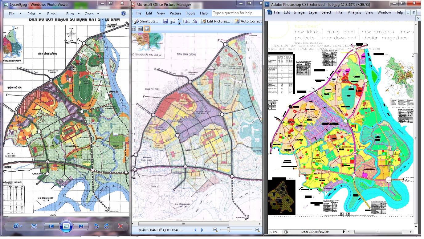 File quy hoạch quận 9