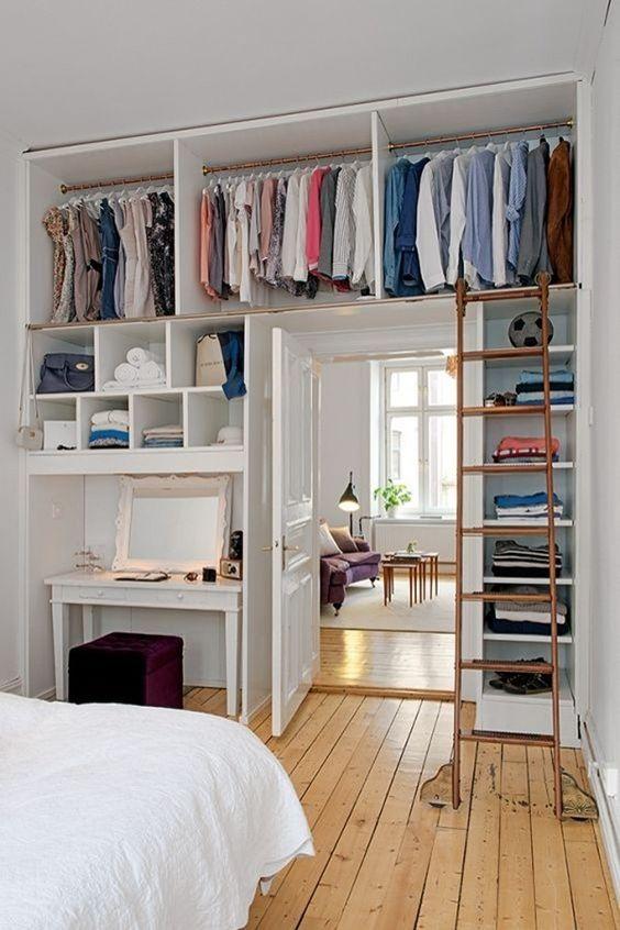 10 soluciones para habitaciones pequeñas