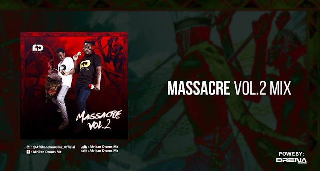 Afrikan Drums - Massacre Vol.2 (Mix)