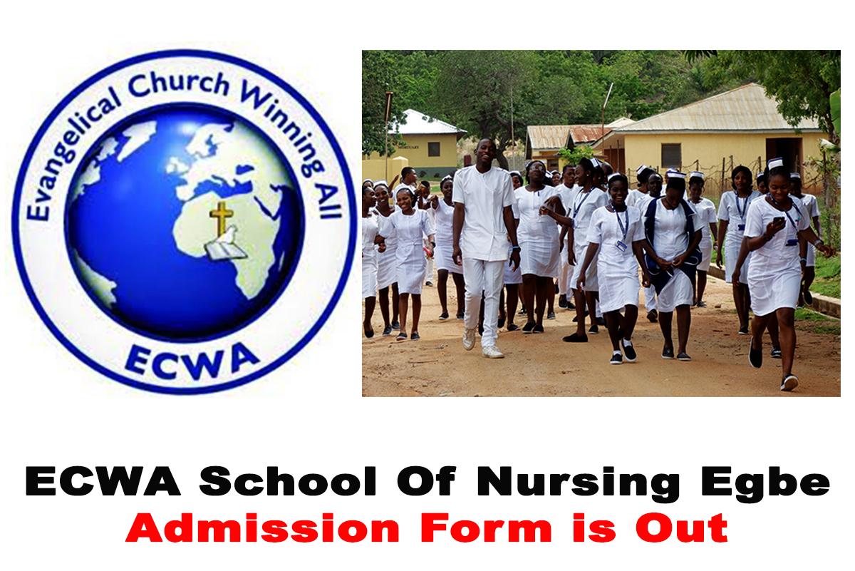 ECWA School of Nursing Form