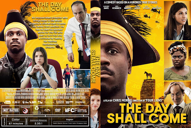 The Day Shall Come DVD Cover