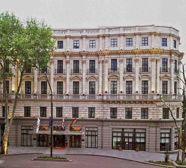 فندق ماريوت تبليسي اجمل فنادق تبليسي على الاطلاق
