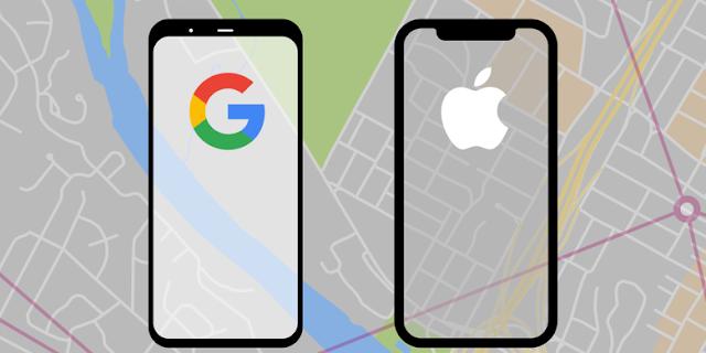 Versi Awal Alat Pelacak Covid-19 Apple dan Google Siap Diuji Minggu ini