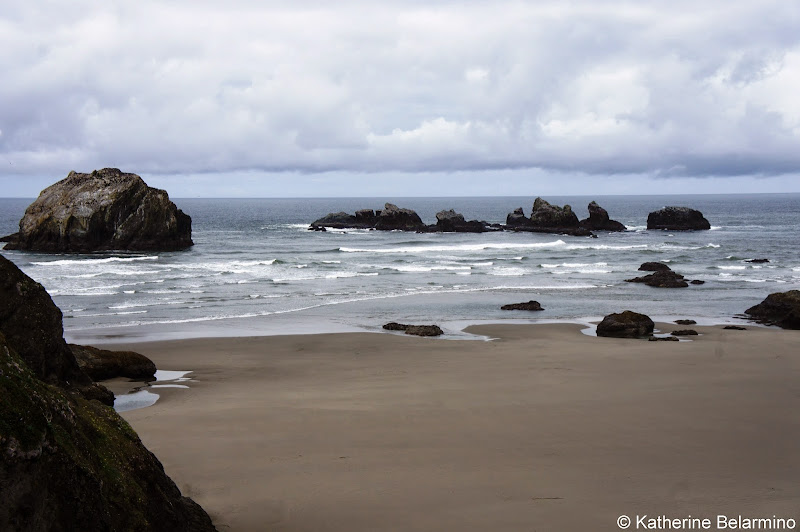Face Rock Bandon Oregon Coast