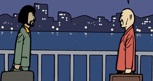 Lee Chul (bộ mới) phần 10: Giao dịch ma túy