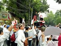 Aksi Bela Rohingya Digelar: Kami Minta Pemerintah Usir Tidak Hormat Dubes Myanmar!