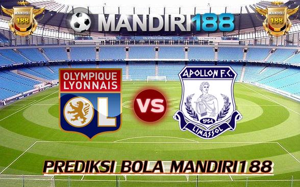 AGEN BOLA - Prediksi Lyon vs Apollon Limassol 24 November 2017
