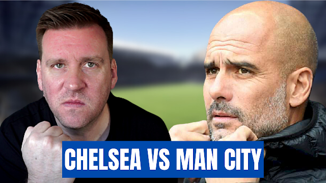 CHELSEA VS MAN CITY   FA CUP SEMI-FINAL PREVIEW   YOU ARE A FOOL TO WRITE OFF CHELSEA!