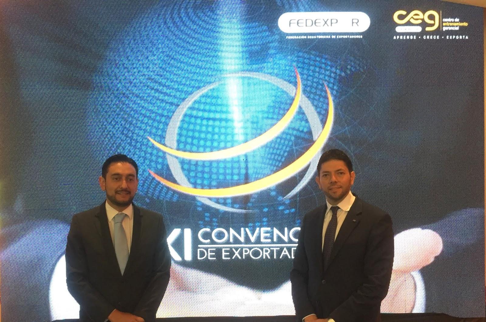 Coface participó en la XI Convención de Exportadores