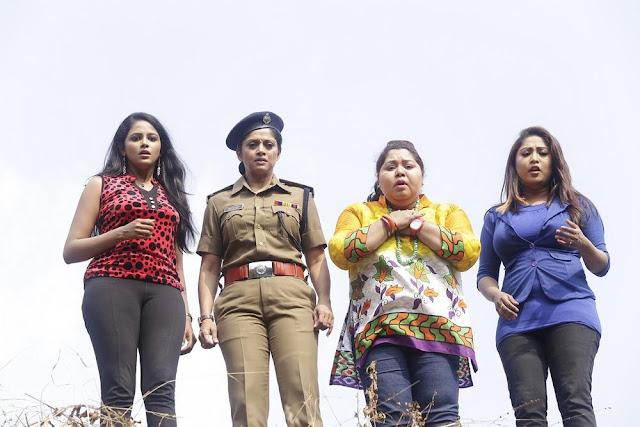 திரைக்கு வராத கதை - திரை விமர்சனம்