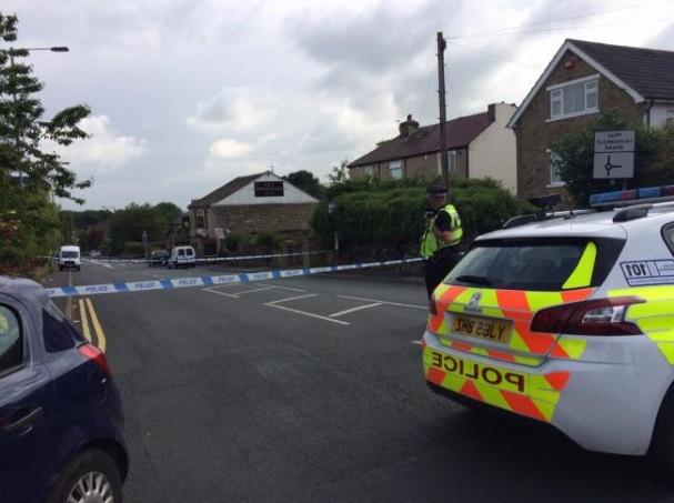BREAKING Armed police reported at incident in Bierley Lane, Bradford