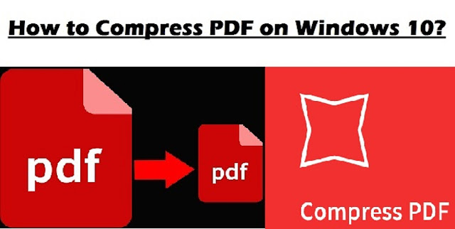 How to Compress PDF on Windows 10?