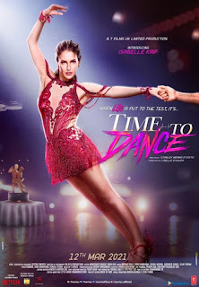 Time To Dance First Look Poster 2