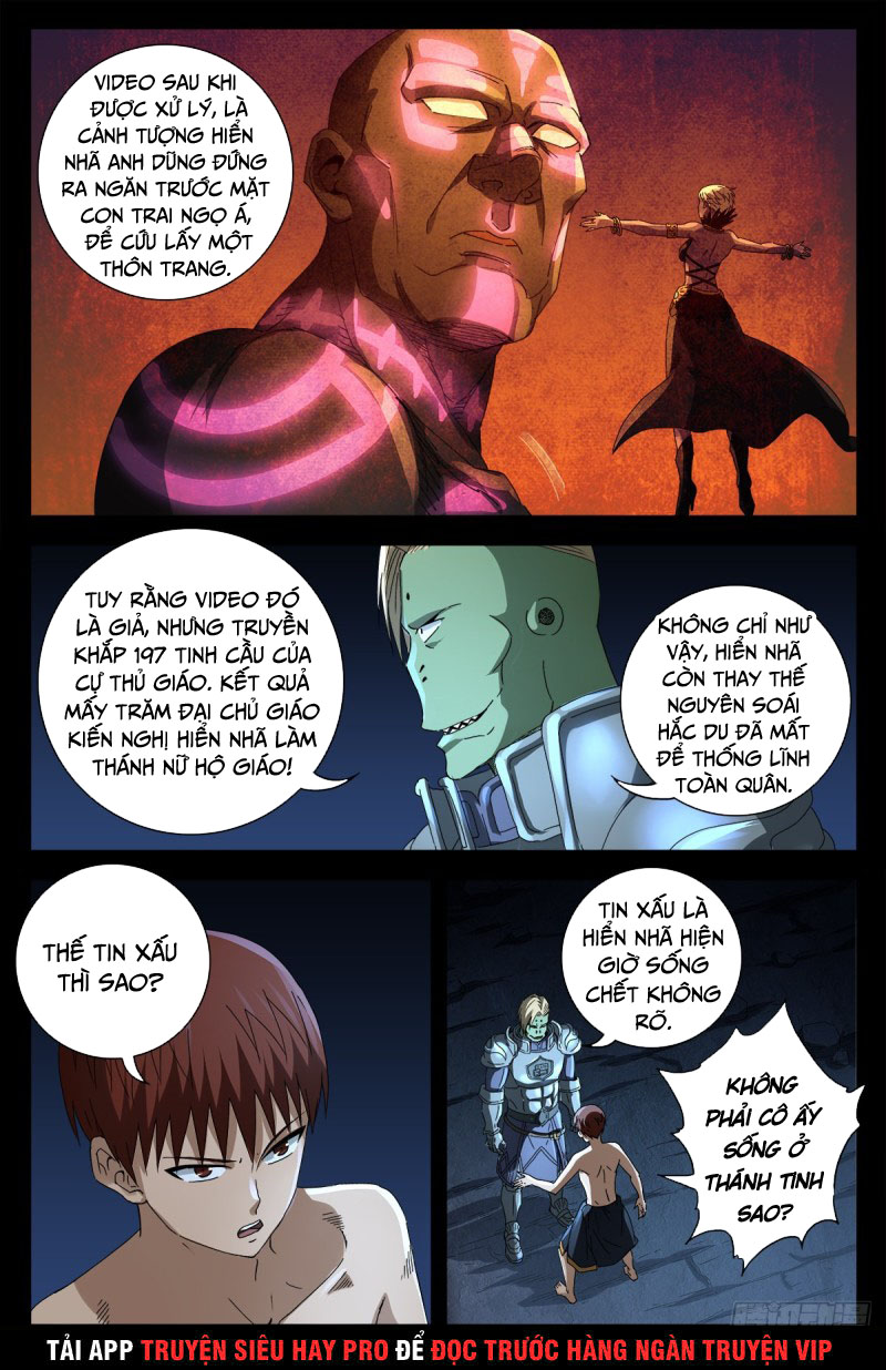Huyết Ma Nhân chap 674 - Trang 6