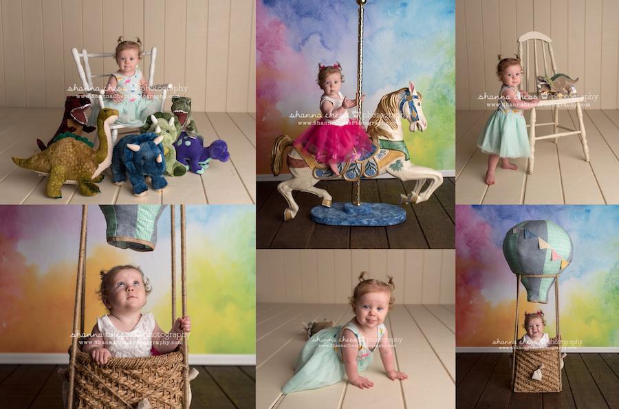 eugene oregon baby and child photographer