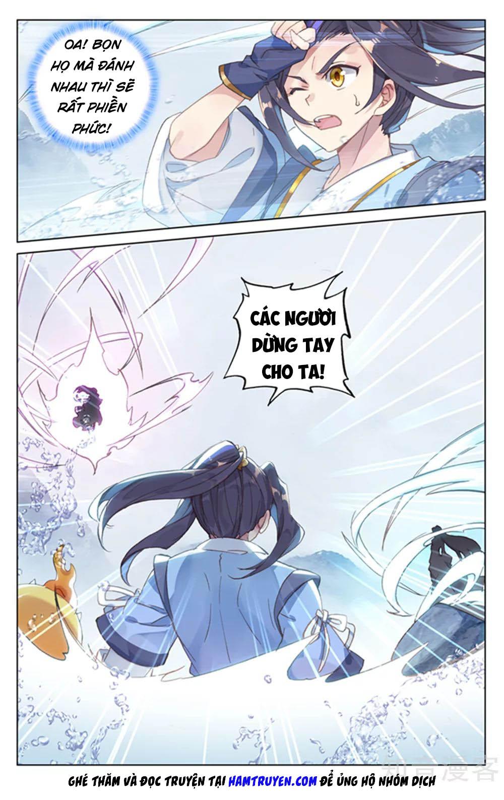 Nguyên Tôn chap 177 - Trang 15