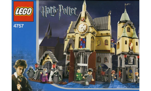 Lego 75954 - Harry Potter: Hogwarts Great Hall