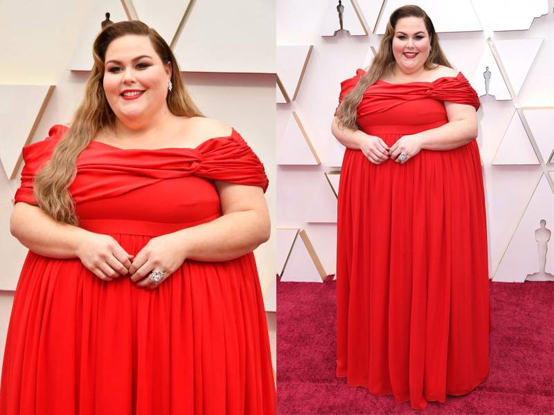 Chrissy Metz The Oscars 2020