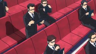 ヒロアカ | ヒーロー公安委員会 | Hero Public Safety Commission | 僕のヒーローアカデミア アニメ | My Hero Academia | Hello Anime !