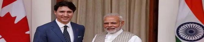 PM Modi Congratulates Canada's Justin Trudeau For Victory In polls