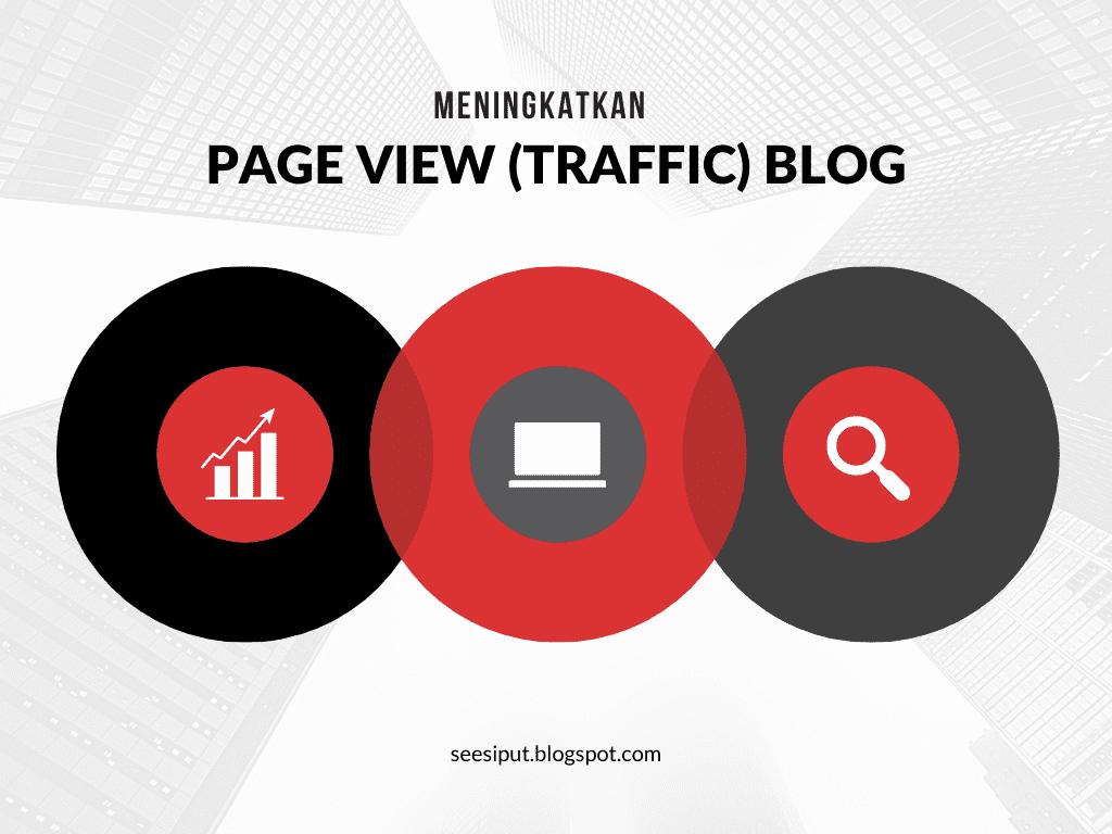 Meningkatkan Pageview Blog