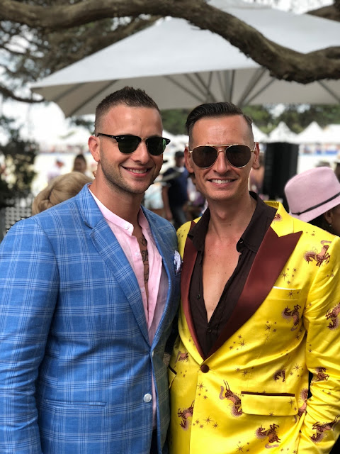 BEST DRESSED MELBOURNE MEN