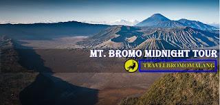 Mount Bromo Midnight Tour Cheap Price