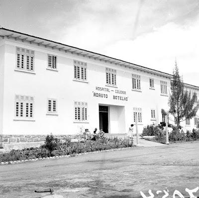 Hospital Adauto Botelho, Cariacica, ES, projeto de Olympio Brasiliense.