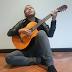 Así canto Orlando Liñán el padre nuestro en guitarra