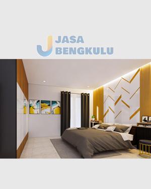 desain ruang tidur utama