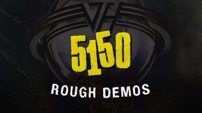 """VAN HALEN: Ακούστε τα ακυκλοφόρητα demos του """"5150"""""""