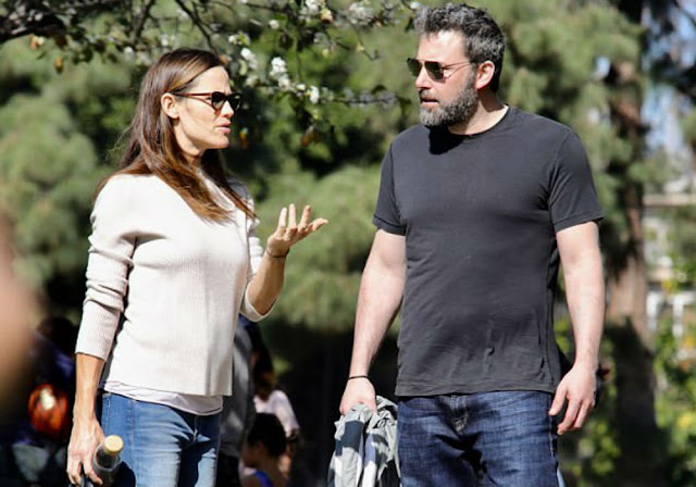 Divorce Settlement of Ben Affleck and Jennifer Garner