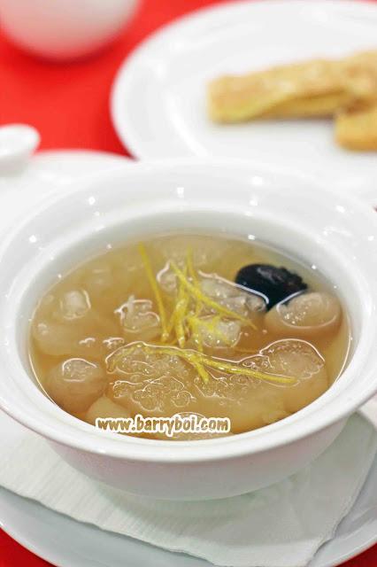 E&O Hotel Penang Chinese New Year 2021 Penang Malaysia Blogger Influencer Penang Hotel Food