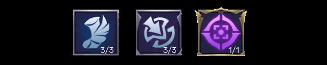 Emblem Lancelot Tersakit