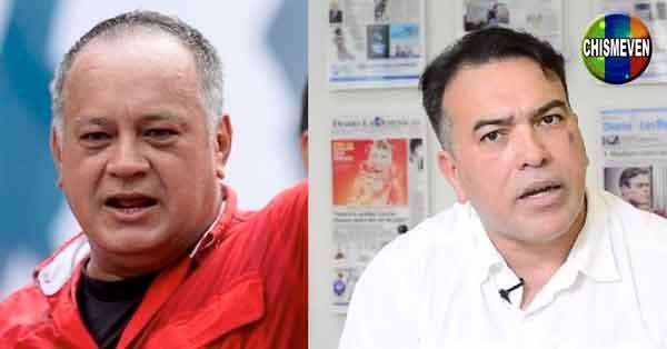 Régimen hace correr la noticia del grave estado de Diosdado Cabello
