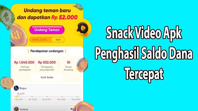 snack video apk