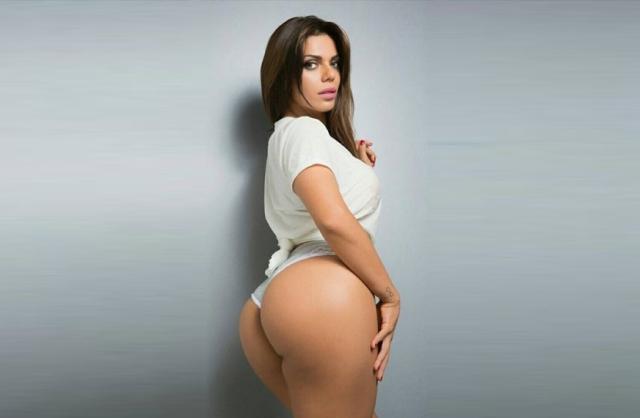 Miss Bumbum Suzy Cortez, se desnuda a lo Kim Kardashian