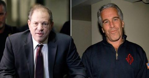 Harvey Weinstein 'sexually assaulted 17 year old girl in Jeffrey Epstein's apartment' - Survivor reveals