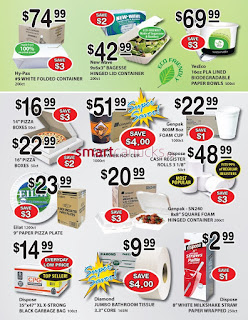 A-1 Cash and Carry Flyer March 12 - April 14, 2018